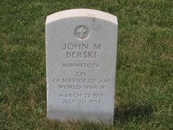 John M. Berski