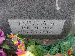 Estella A <I>Rollins</I> Durgin