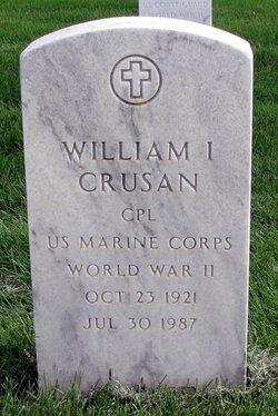 William I Crusan