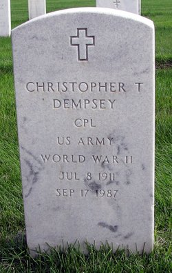 Christopher T Dempsey