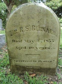 Dr Robert Stith Bernard, Jr