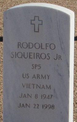 Rodolfo Siqueiros, Jr