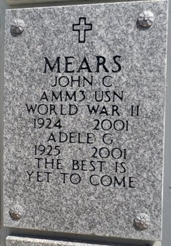 John Curry Mears