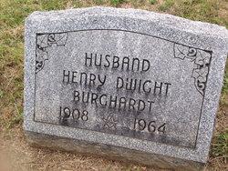 Henry Dwight Burghardt