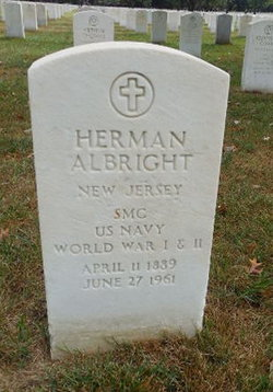 Herman Albright