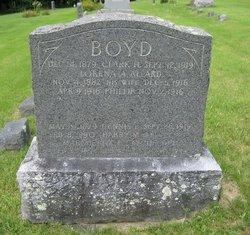 Pvt Harry M. Boyd