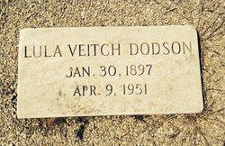 Lula <I>Veitch</I> Dodson