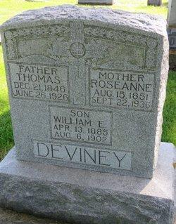 "Rosanne ""Rose"" <I>Welch</I> Deviney"