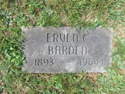 Erven Charles Barden