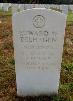 Edward W Delhagen