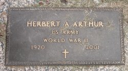 Herbert Aubrey Arthur
