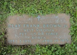 Clay Frank Brown, Jr