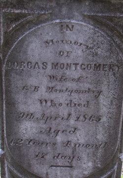 Dorcas <I>Gladden</I> Montgomery