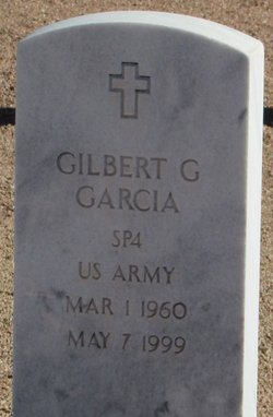 Gilbert G Garcia