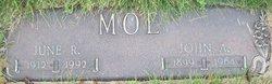 June R Moe