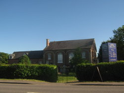 Sandhurst Baptist Churchyard