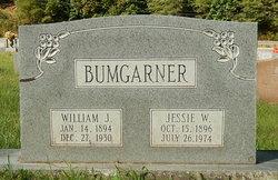 """William J. """"Will"""" Bumgarner"""