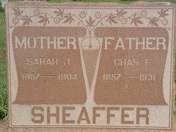John Charles Fremont Sheaffer
