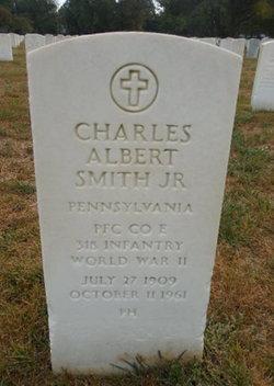 Charles Albert Smith, Jr