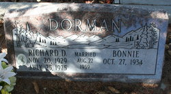 Richard D Dorman