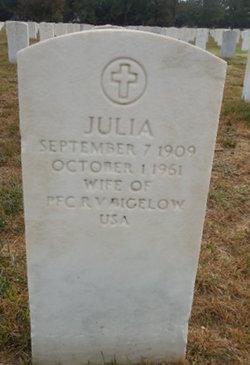 Julia Bigelow