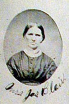 Catherine Anna <I>Marsh</I> Blair