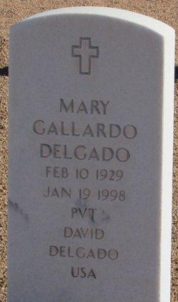 Mary Gallardo Delgado