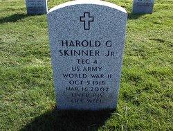 Harold C Skinner, Jr