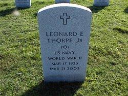 Leonard Elma Thorpe, Jr