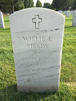 Willie Lee Fields, Jr