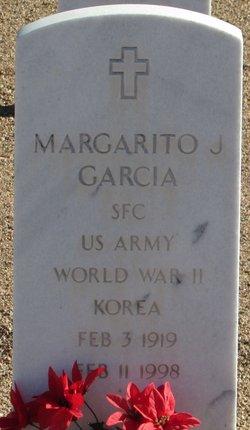 Margarito J Garcia