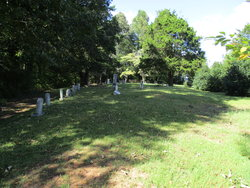 Pryor Cemetery #1