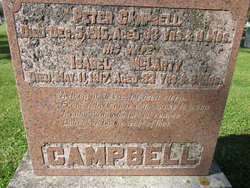Isabel <I>McLarty</I> Campbell