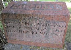 """John Howard """"Howard"""" Campbell"""
