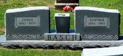 Sophia <I>Stamm</I> Basch