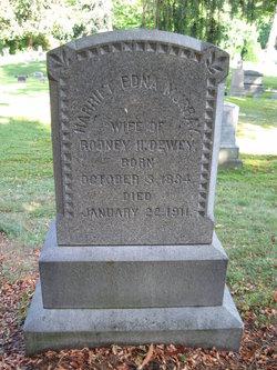 Harriet Edna <I>Murray</I> Dewey
