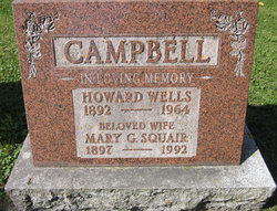 "Howard Wells ""Wellie"" Campbell"