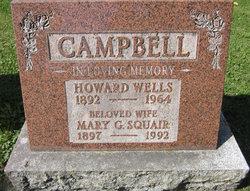 Mary G. <I>Squair</I> Campbell