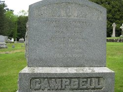 Jessie May <I>Cook</I> Campbell