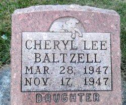 Cheryl Lee Baltzell