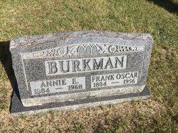 Frank Oscar Burkman