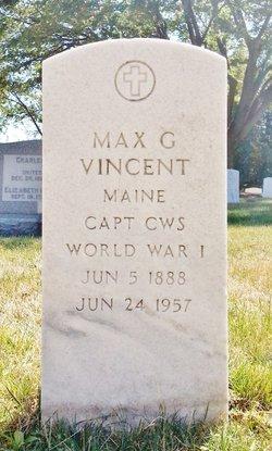 Max Golden Vincent