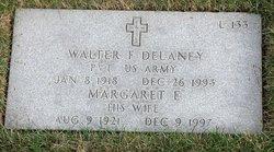 Walter F Delaney