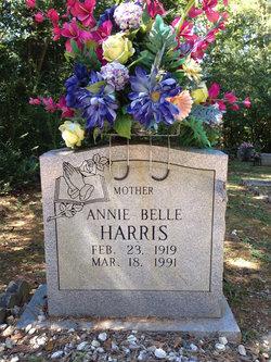 Annie Belle <I>Upshaw</I> Harris
