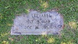 Dr William Lee Abel