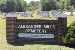 Alexander Mills Cemetery