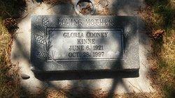Gloria <I>Cooney</I> Kinne