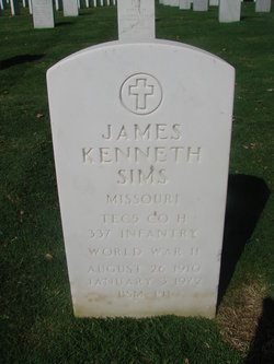 James Kenneth Sims