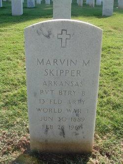 Marvin Morris Skipper