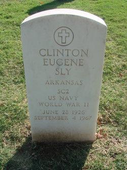 Clinton Eugene Sly